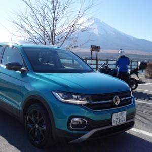 VW T-Cross 試乗記