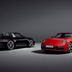 ポルシェ 新型911タルガ