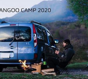 ルノーカングーキャンプ2020