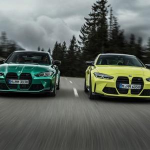 BMW 新型M3 M4公開