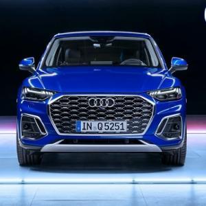 Audi 新型Q5スポーツバック