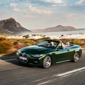 BMW 4シリーズコンバーチブル