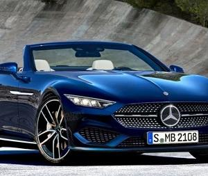 メルセデスベンツ 新型SL