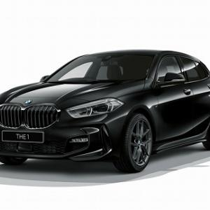 BMW 118d Pure Black