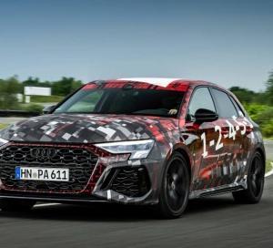 Audi RS3スポーツバック