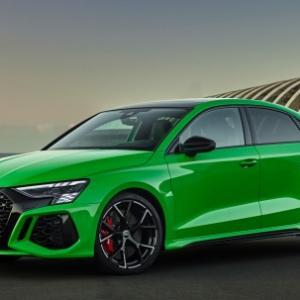 Audi RS3セダン