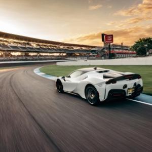 フェラーリSF90 市販車最速
