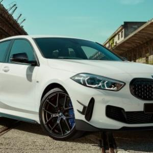 BMW M135i 40台限定車
