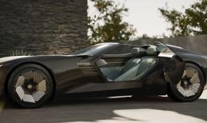 Audi グランドスフィア公開