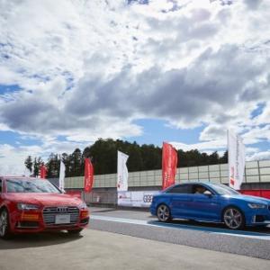 Audi 女性ドライバースクール
