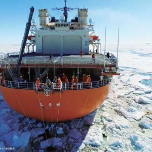南極に出張したら日当幾らか?