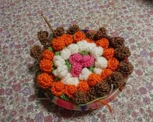 編み物と料理の日々
