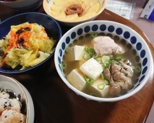 うどんが豆腐