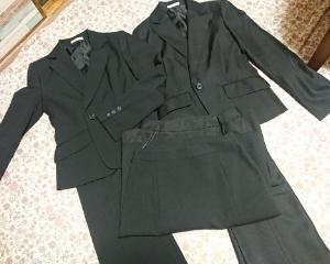 アベイルのスーツ