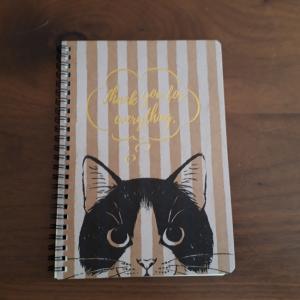 手帳(というかノート)を1冊、増やした理由