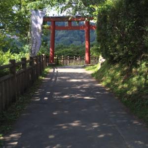 【プライベート】武蔵御嶽神社参拝&御岳山ロックガーデン初トレッキング