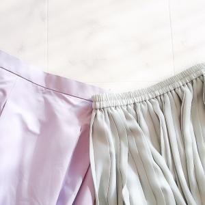 【UNIQLO購入品】限定価格まで待てなかった話題のスカート
