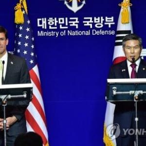 【在韓米軍駐留費負担増】 米国が警告 「軍事情報協定が失効すれば韓国は高い代償を払うことになる」