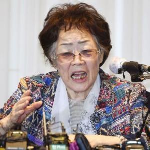 """「東京に慰安婦像を建てよ」91歳元慰安婦の""""手のひら返し""""が腑に落ちないワケ"""