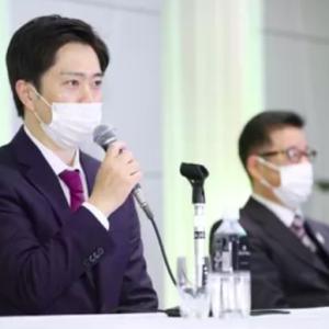 命の選別「トリアージ」をすると宣言した吉村洋文知事。言葉の重みを理解しているのか?