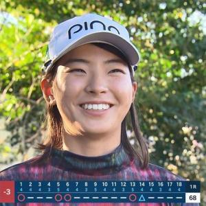 全米女子OPゴルフ 渋野は4位 海外メジャー2勝目ならず