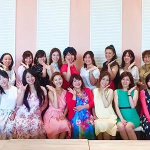 ♥︎1年ぶりの開催♪ 幸運女神のランチ会 in 大阪