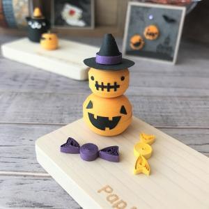 ハロウィンにはかぼちゃがなくちゃ!