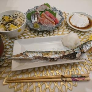 和食で日本を応援じゃ