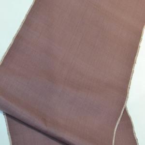 「フォーマルに結城紬を着こなす場合」一日1コーディネート【No.353】結城紬&明綴袋帯