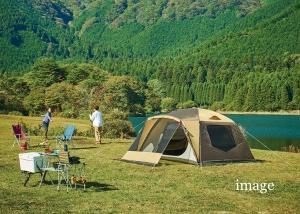 あこがれのキャンプ、「ちょうどいい」を探して