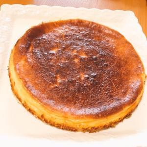 チーズケーキ&フライドポテト