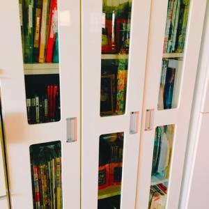 本棚の大掃除