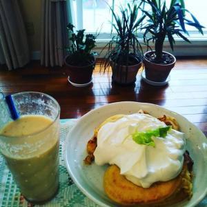 幸せのパンケーキダイエット?で健康診断の数字が劇的に改善して医者から褒められました!レシピ公開!