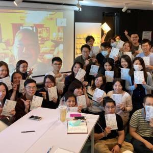 台湾のファンの方とオンラインZoomで交流しました!