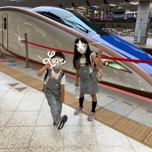 子連れ軽井沢旅行 その①