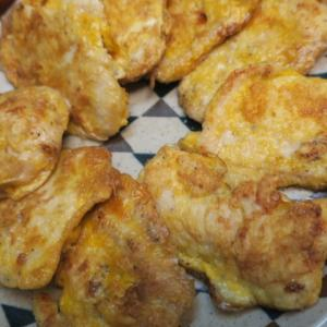 鶏のピカタなど・・・・今宵は好きなものをとって食べてね定食にヽ(^。^)ノ