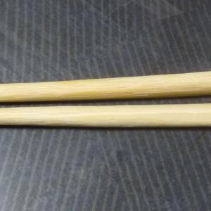 手作りのお箸