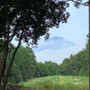 重陽の節句に富士山を拝む〜桜と龍の【聖なる夏の六芒星ツアー】最終回〜