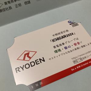 2,000円のクオカード。そわそわしつつも買って放置。