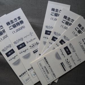 (4343)イオンファンタジー 優待