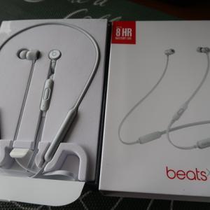 BeatsX MTH62PA/A サテンシルバー