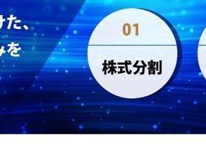 知らなかった。NTTに優待が新設されていた。