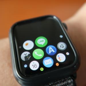 アップルウオッチのバッテリー急激消耗