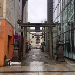 【福井】柴田神社の御朱印