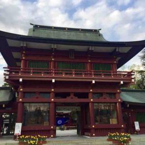 【茨城】笠間稲荷神社の御朱印②