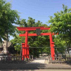 【新潟】金峯神社の御朱印