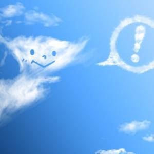 綺麗な雲だなあ~。。。
