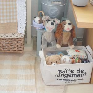 おもちゃ箱の番人(^^♪