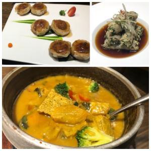 蘇州・最後の20日間 その5:贅沢な素食。