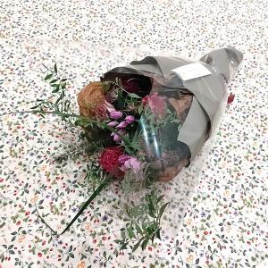 お誕生日にいただいたお花 grelo 神戸市中央区